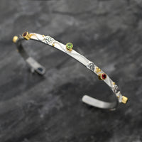 Spring Colors Multi Stone Bracelet