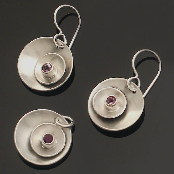 Orbit Pendant/Earring Series
