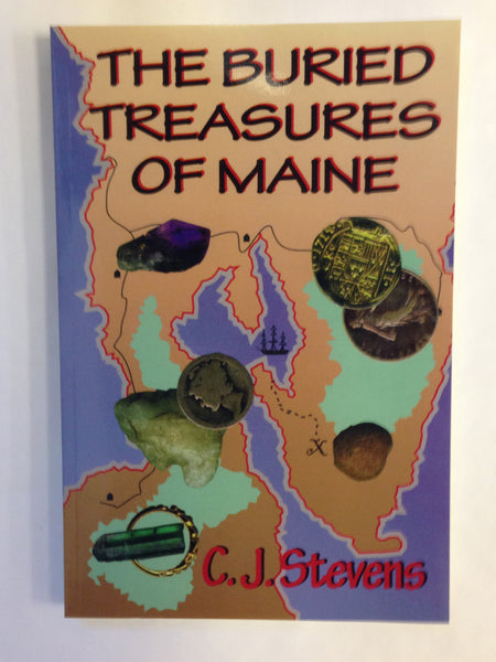 The Buried Treasures of Maine