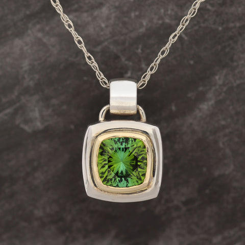 May Day Pocket Tourmaline Pendant