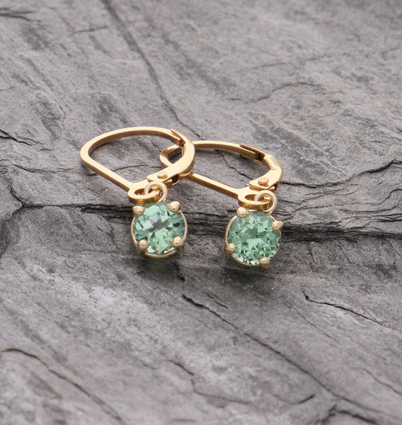 Havey Mine Tourmaline earrings