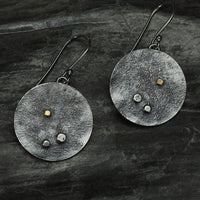 Dangling Cosmos Earrings