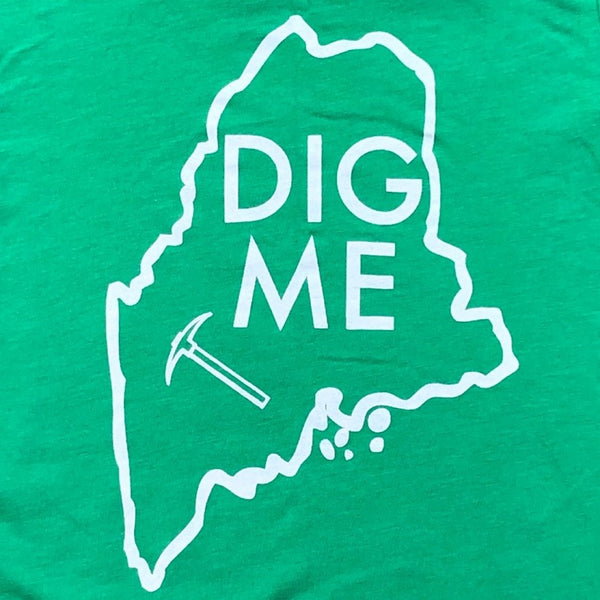 DIG ME Shirt-Fitted