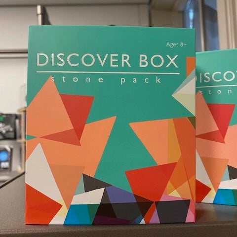 Discover Box - Stone Pack