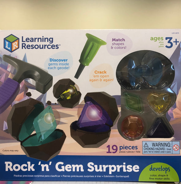 Rock 'n' Gem Surprise