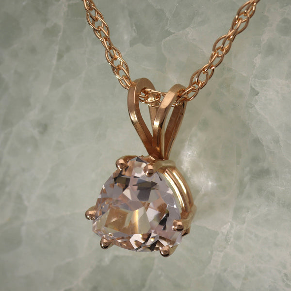 Double Rose Pendant