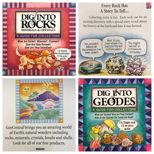 """Dig Into"" Rocks and Geodes"