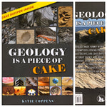 Geology Is A Piece of Cake (with recipes)