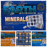 Interactive Earth Science Kits