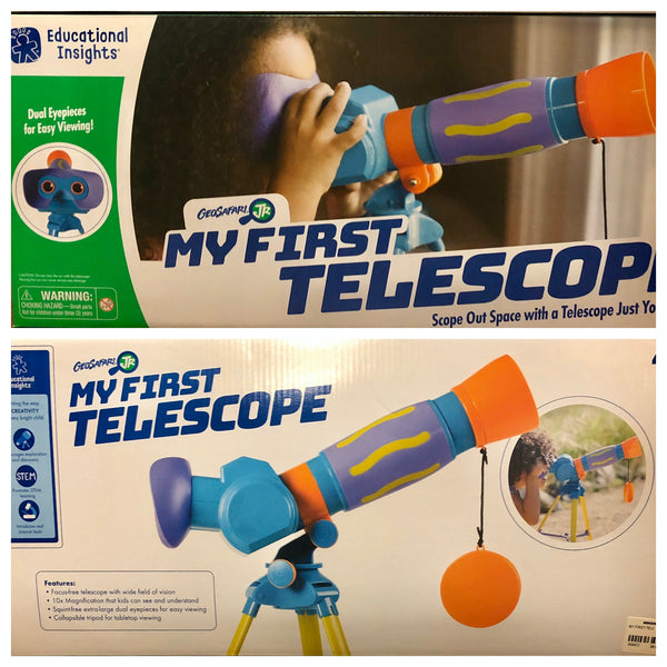 My First Telescope