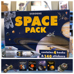 Space Pack Book Set