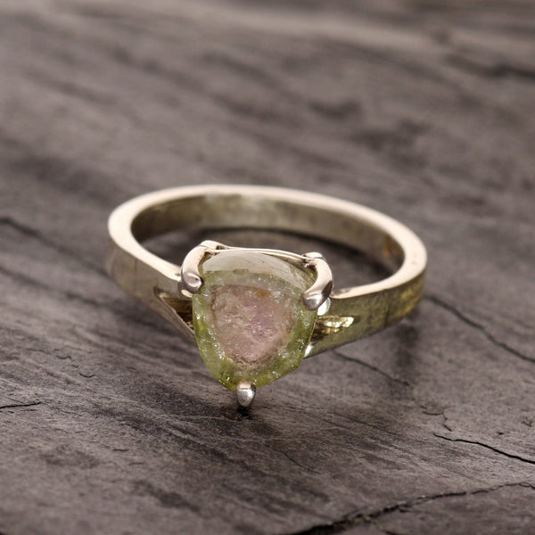 Subtle Watermelon Tourmaline