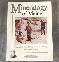 Mineralogy of Maine