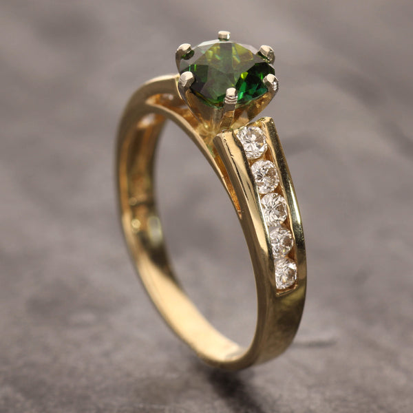 Say YES to this Tourmaline ring!