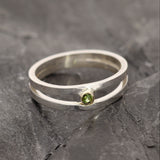 Petite Satellite Ring