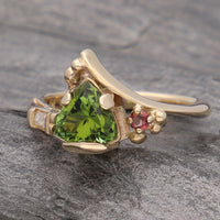 Mt. Marie Tourmaline ring
