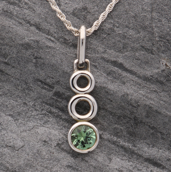 Green means go! Pendant