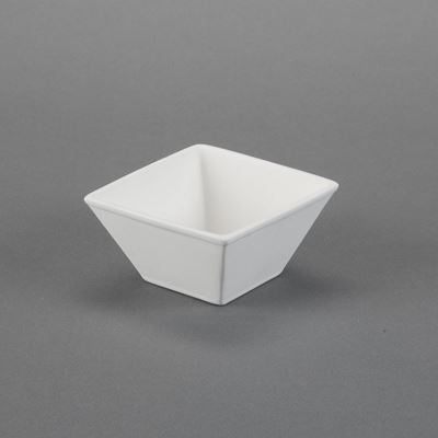 Square Mini Bowl  12cs