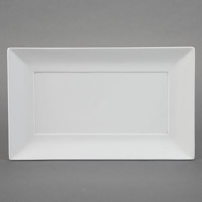 Square Collection Platter  6cs