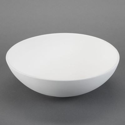 Shallow Serving Bowl  4cs
