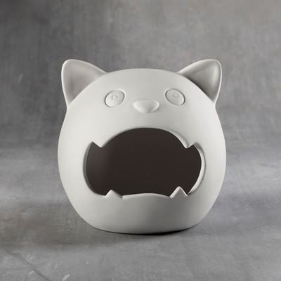 Nightmare Cat Candy Holder