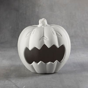 Frightful Pumpkin Candy Holder  4cs
