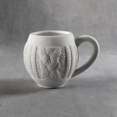 Cozy Sweater Mug