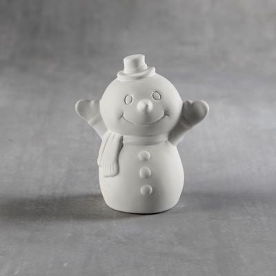 Tiny Tot Snowy the Snowman  6cs