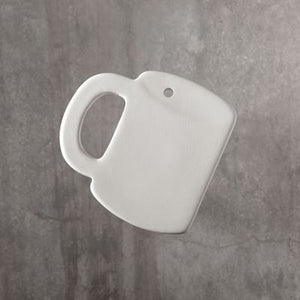 Coffee Cup Ornament  24cs