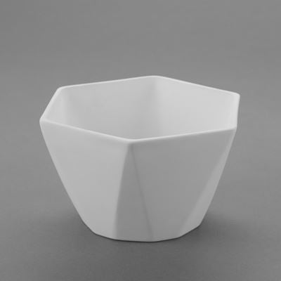 Medium Geometric Bowl  6cs