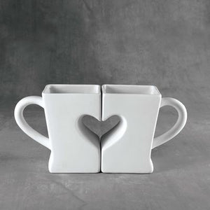 Two Become One Mug (set of 2)  12cs