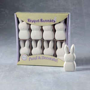Bisque Bunnies 8 Pack