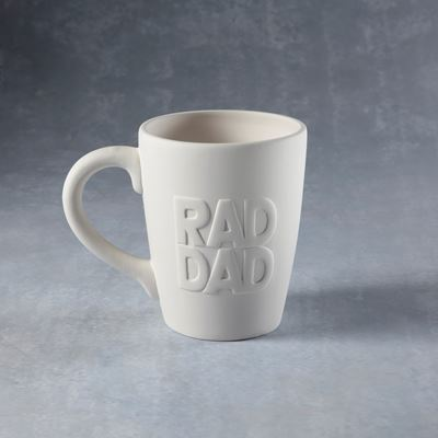 Rad Dad Mug  6cs