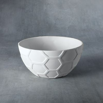 Small Honeycomb Bowl  6cs