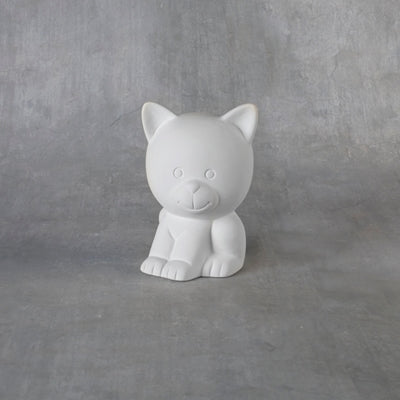 Tot Kitty Bank  6cs