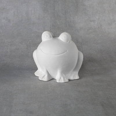 Tot Hoppy the Frog Bank  6cs
