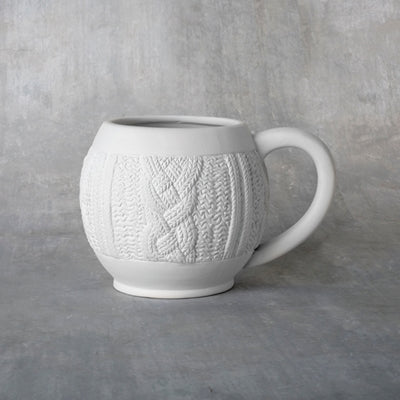 Cozy Sweater Mug 28 oz.