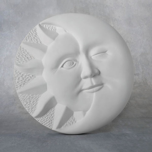 Sun/Moon Plaque  6cs