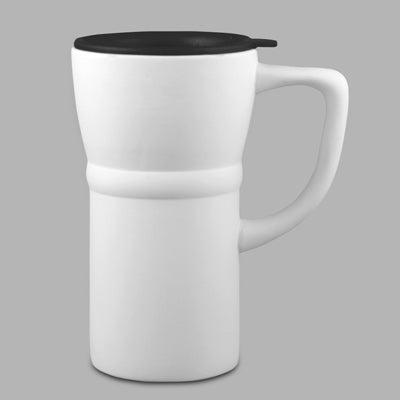 Travel Mug with Lid   6cs