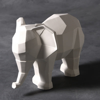 Faceted Elephant  2cs