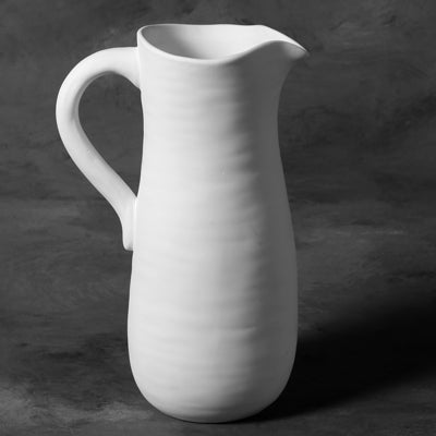 Rustic Ware Pitcher  3cs