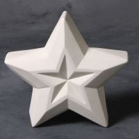 Faceted Star  6cs