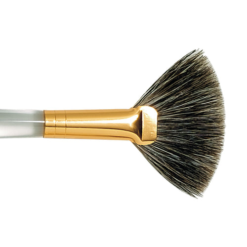 No. 6 Fan Glaze Brush