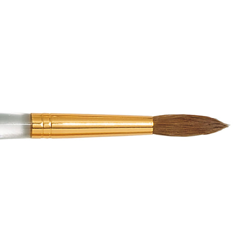 No. 8 Round Brush