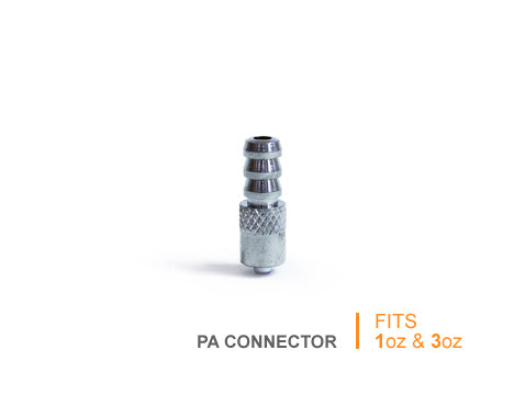 Precision Applicator Connector Stainless