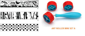 Art Roller Mini Set A