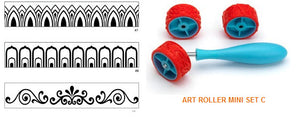 Art Roller Mini Set C