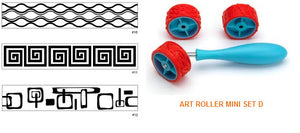 Art Roller Mini Set D