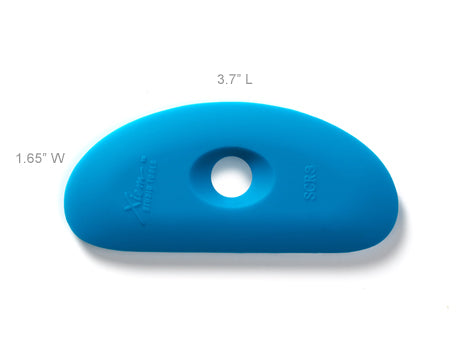 Firm Silicone Rib 3 - Blue