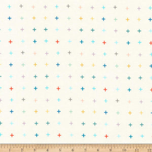 Plus from Lou Lou by Emmie K for Robert Kaufman in Multi Yardage